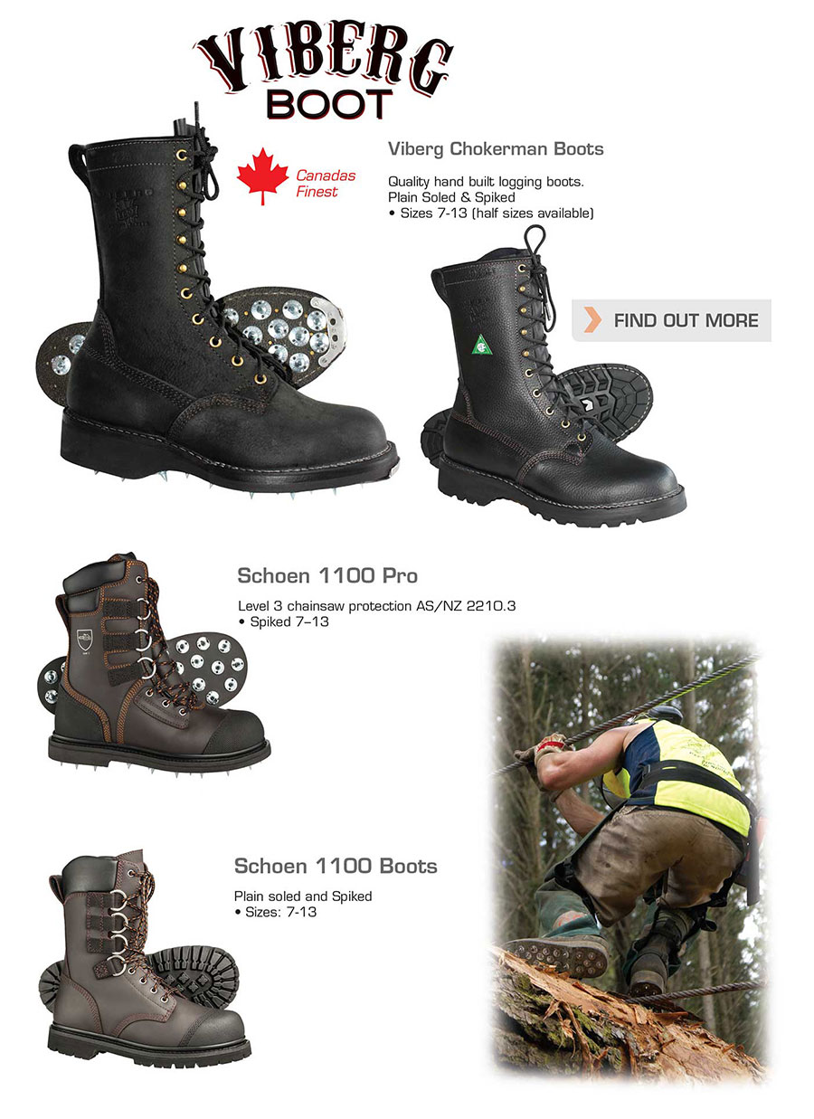 Viberg boots, canada's finest, schoen boots, lastrite boots