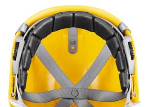 Replacement foam for VERTEX helmet.