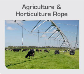 Agriculture and Horticulture Rope